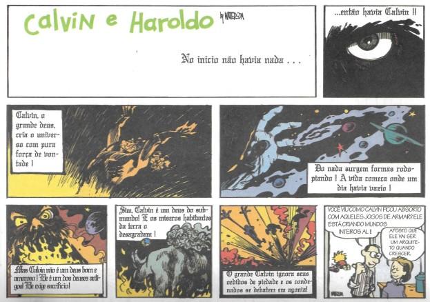 CALVIN HAROLDO