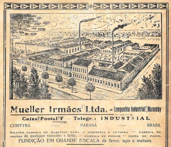 MUELLER IRMÃOS CF JAN 1936